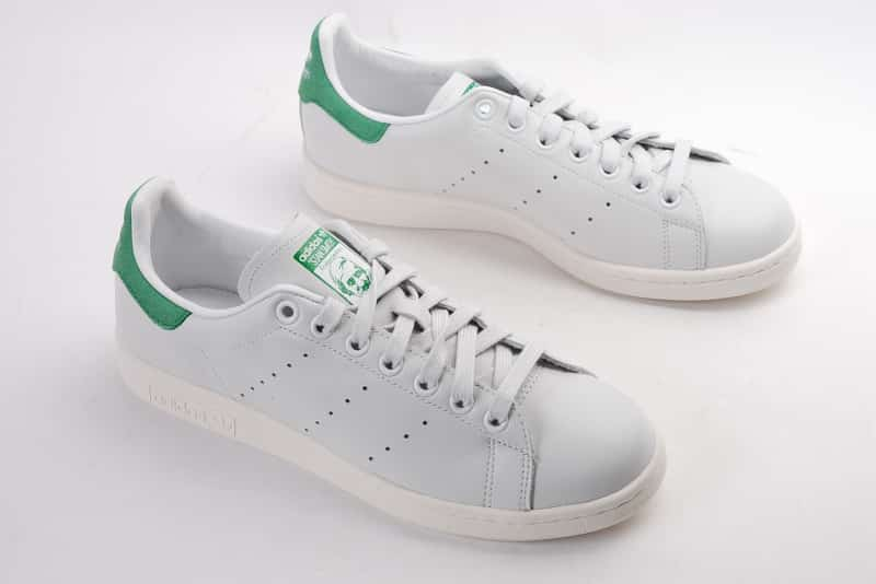 adidas Stan Smith en version verte et blanche