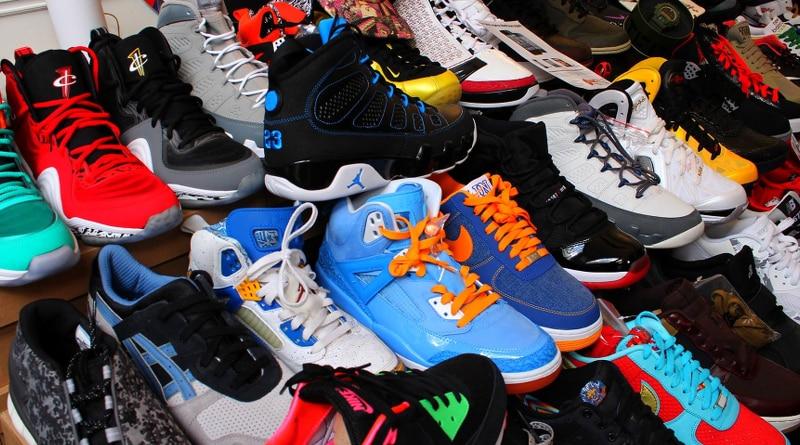 Histoire et origine des sneakers