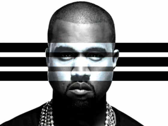 Kanye West pour Adidas