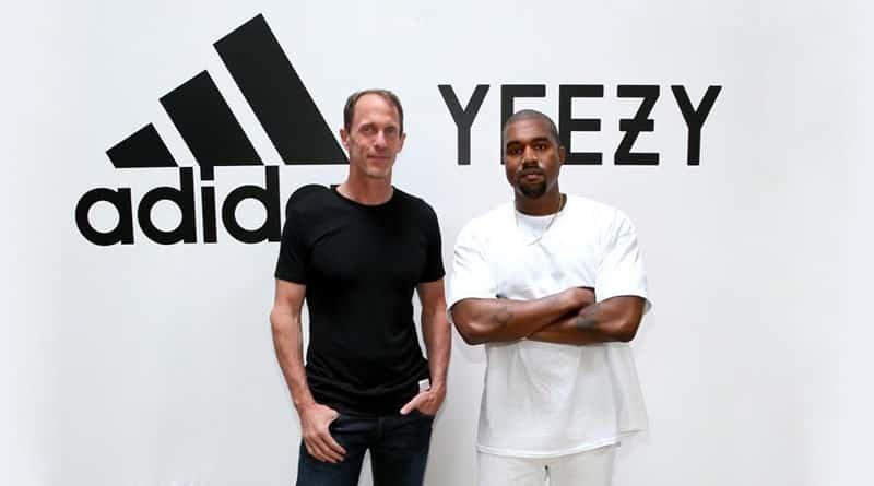 Eric Liedtke et Kanye West