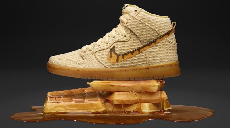 Nike SB Dunk High Premium Waffle