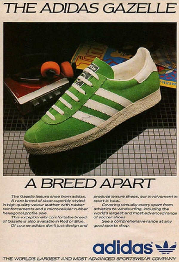 Adidas Gazelle baskets porté par James Bond (Daniel Craig