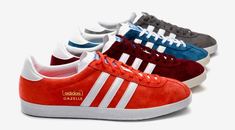 Adidas Gazelle Vintage Suede
