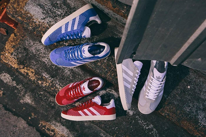 adidas Originals Gazelle Primeknit pack
