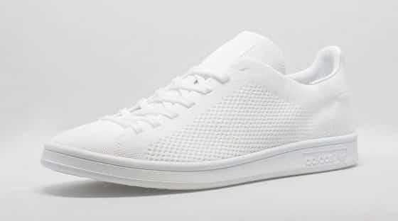 adidas Originals Stan Smith Primeknit Triple White