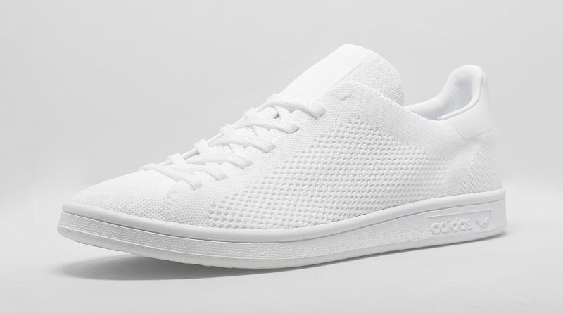adidas Originals Stan Smith Primeknit Triple White