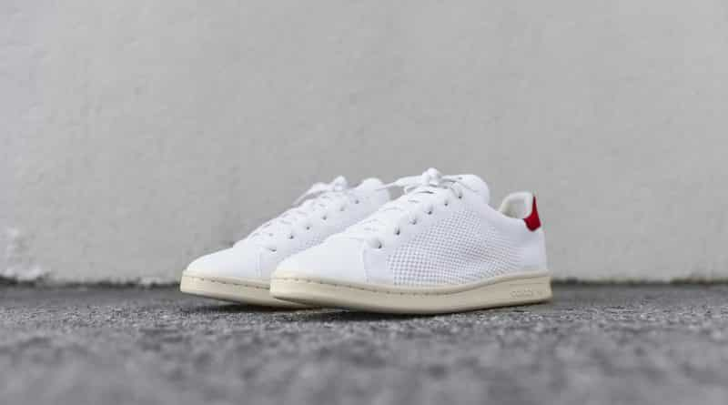 adidas Stan Smith Primeknit red