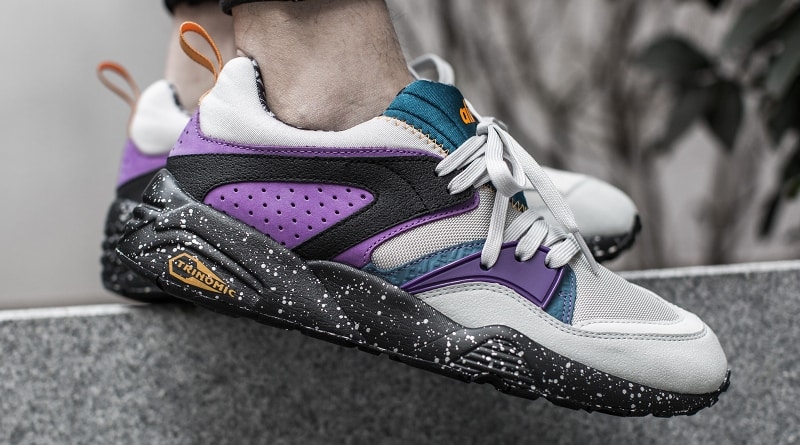 "ALIFE x PUMA Blaze of Glory ""Gray Violet"""