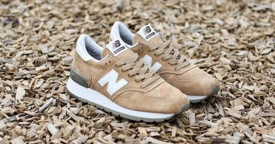 New Balance M990CER, une sneaker premium made in USA !