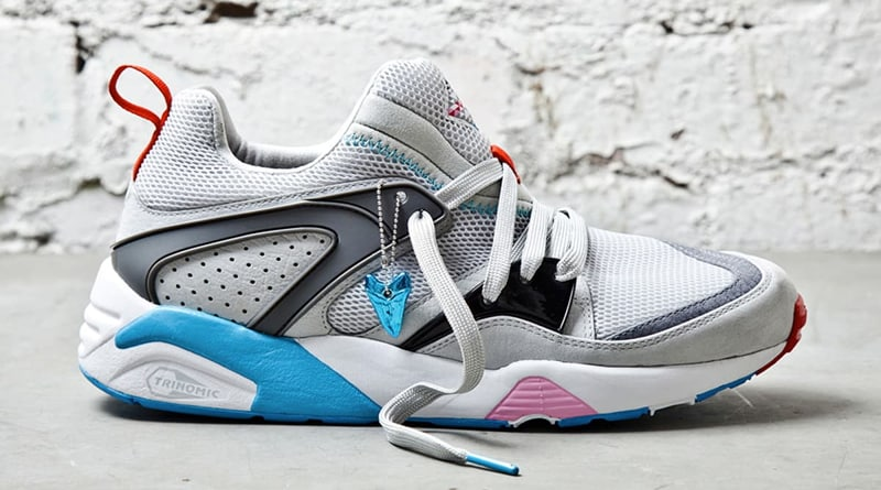 "Sneaker Freaker x PUMA Blaze of Glory ""Great White"""