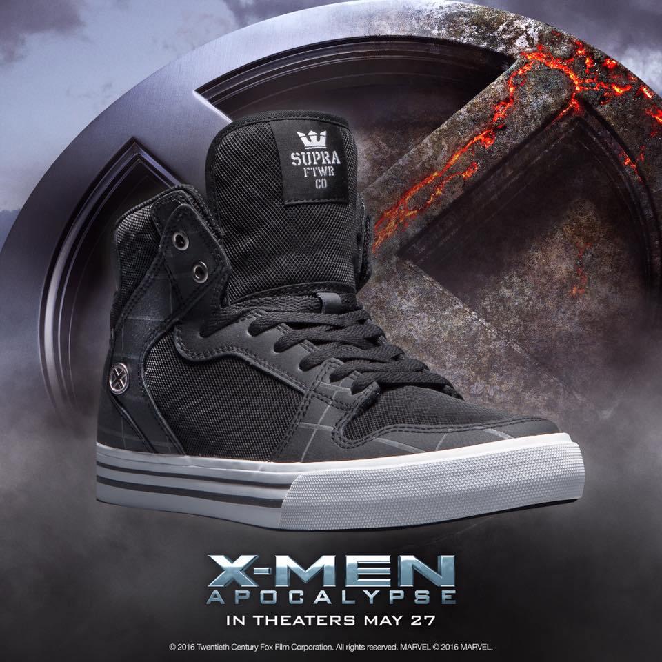 Supra Vaider X-Men