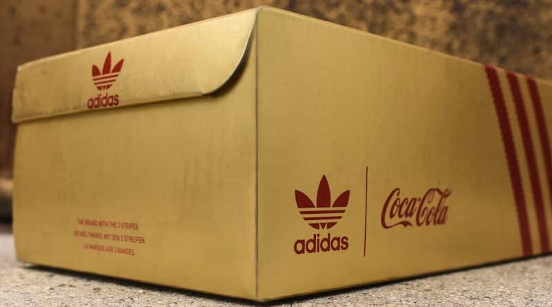 adidas Originals X Coca Cola ClimaCool 2