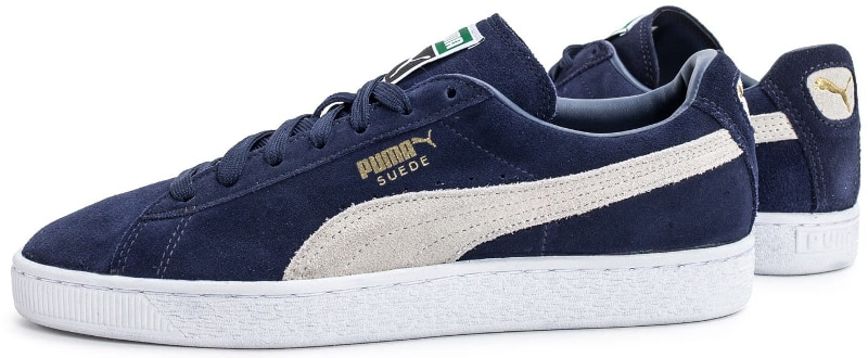 Puma Suede Classic bleu marine