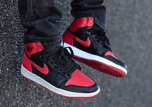 Air Jordan 1 Retro High OG ''Bred''