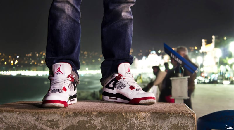 Air Jordan IV Fire Red