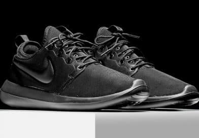 La Nike Roshe Two aura sa version Triple Black