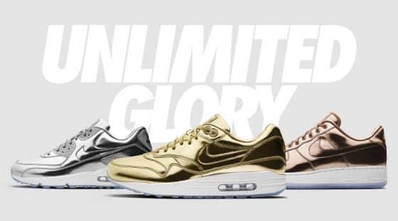 Nike Unlimited Glory pack