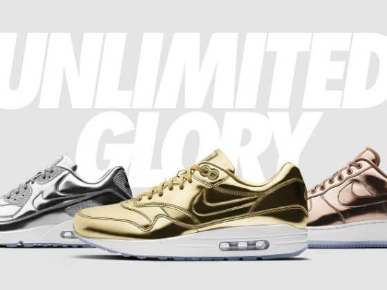 Nike Unlimited Glory pack