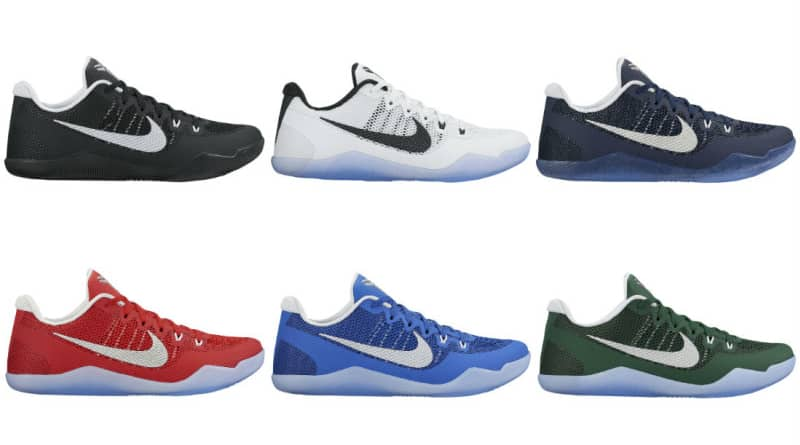 Nike Kobe XI Team Bank Pack