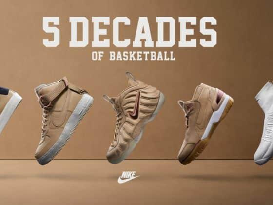 5 decades of basketball