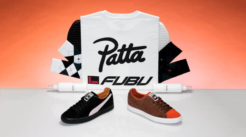 PATTA x PUMA Capsule Collection