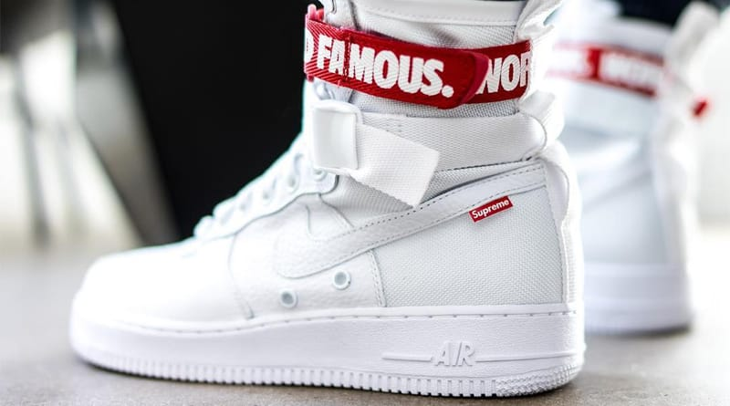 air force 1 femme special