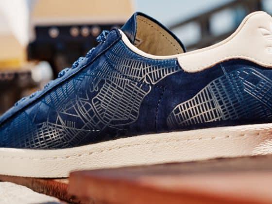 adidas Superstar New York City Flagship