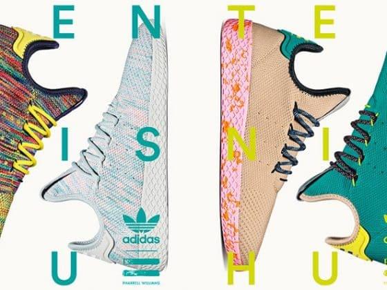 adidas Tennis Hu by Pharrell Williams