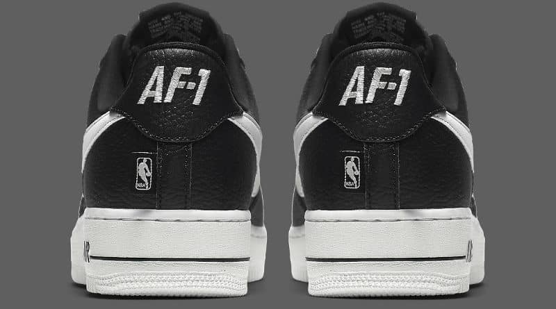 Nike Air Force 1 Statement Game Pack black