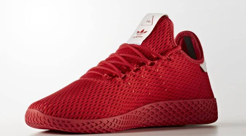 adidas Tennis Hu scarlet