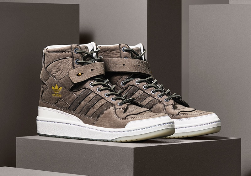 adidas Forum Hi Crafted Energy Pack