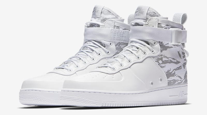 Nike Special Field Air Force 1 Mid Soldat Urbain