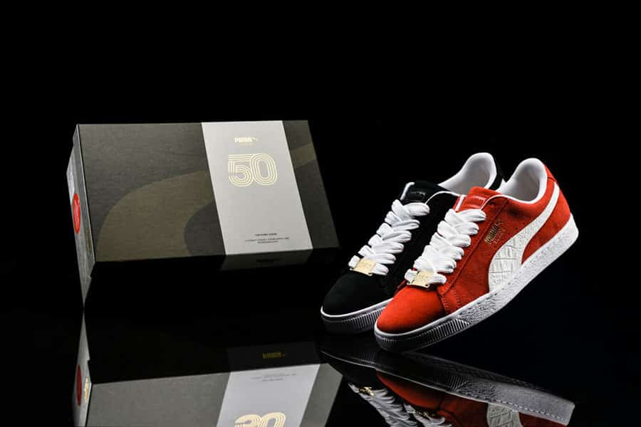 PUMA Suede 50th Anniversary B-Boy Pack