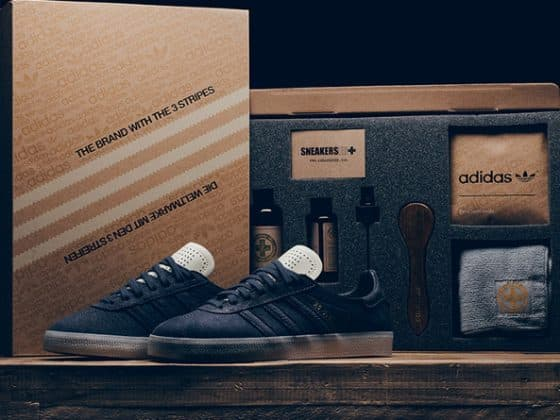 adidas Originals Gazelle Crafted by Charles F. Stead