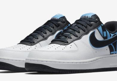 Nike Air Force 1 Low « FORCE » Logo Pack