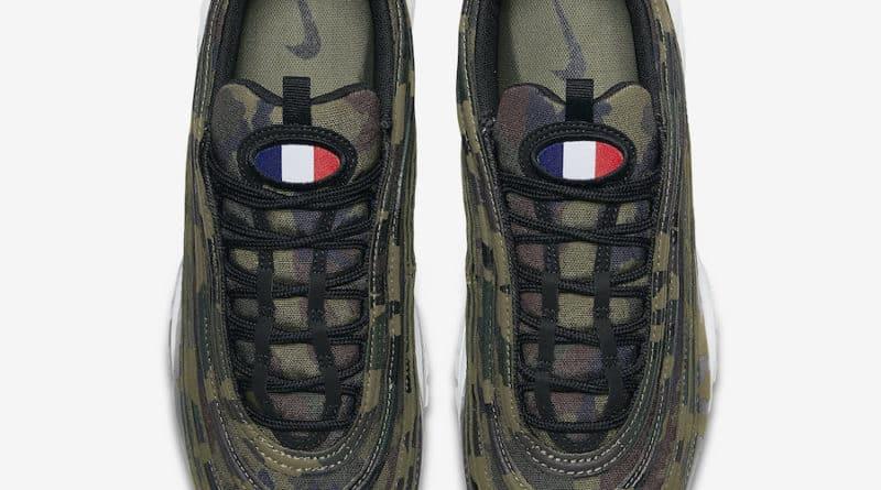 Nike Air Max 97 Country Camo FranceAJ2614-200
