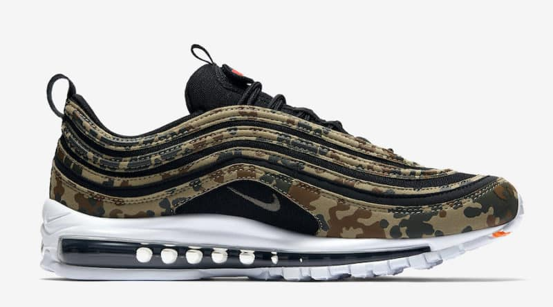 Nike Air Max 97 Country Camo AllemagneAJ2614-204