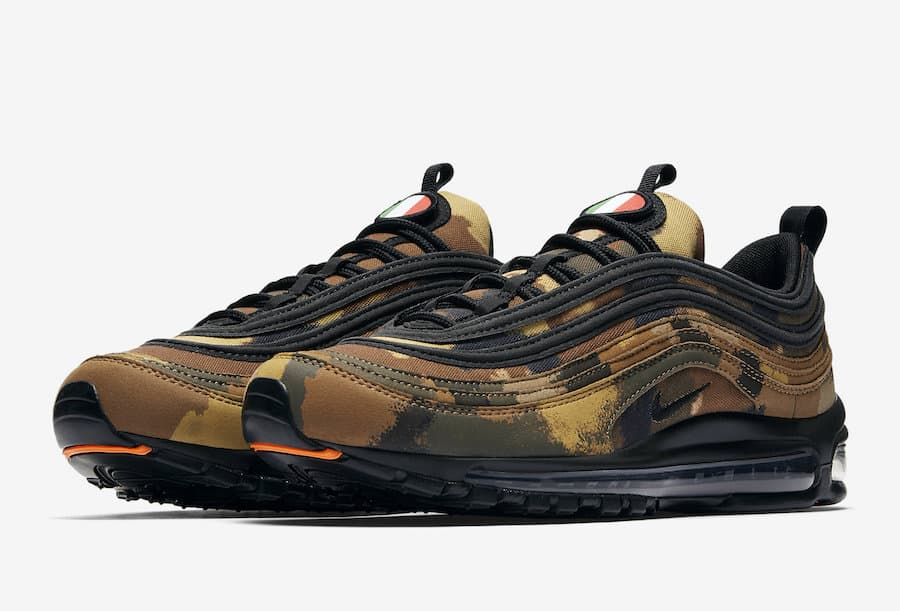 Nike Camo Air Max 97 Country Camo Nike Chaussures Style 022e28