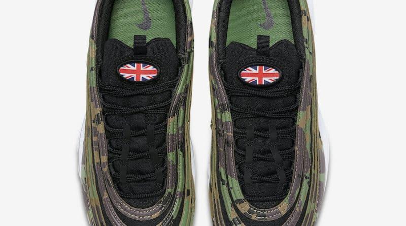 Nike Air Max 97 Country Camo AngleterreAJ2614-201