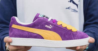PUMA Classic Suede Lakers « Made in Japan »
