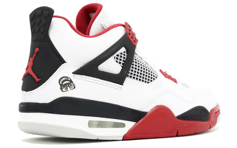 La Air Jordan IV à l'effigie de Mars Blackmon