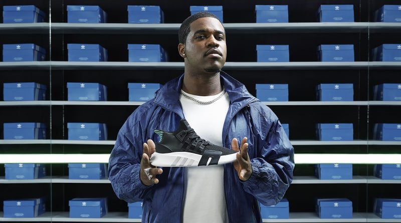 A$AP Ferg - adidas EQT Basketball ADV