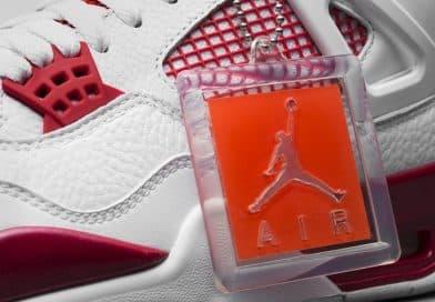L'histoire de la Nike Air Jordan IV