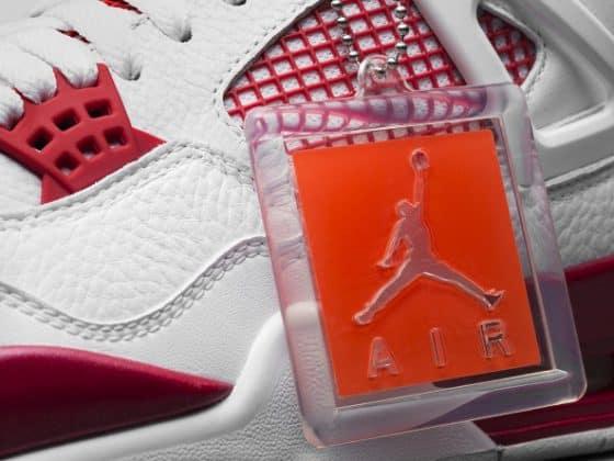 Nike Air Jordan IV - 1989