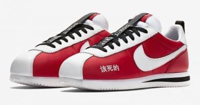 La nouvelle Nike Cortez «Kung Fu Kenny» de Kendrick Lamar se dévoile !