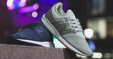 Histoire de sneakers, place à la New Balance 247