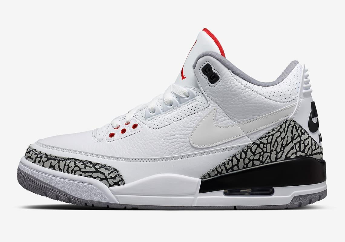 Zoom sur les Nike Air Jordan 3 JTH de Justin Timberlake