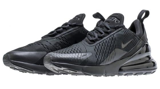 "Nike Air Max 270 ""Triple Black"""
