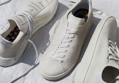 Zoom sur le pack « Holi », la nouvelle collaboration entre Pharrell Williams et adidas