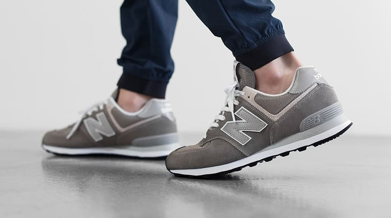 "New Balance ""Legacy of Grey"" Pack"